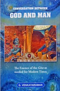 CONVERSATIONS BETWEEN GOD AND MAN by G. Venkataraman Sathya Sai Book Store Tustin