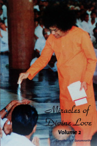 MIRACLES OF DIVINE LOVE Vol. 2 by P. Gurumoothy Sathya Sai Book Store Tustin