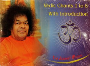 VEDIC CHANTS 1 TO 6 WITH INTRODUCTION Sai Book Store Tustin