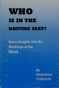 WHO IS IN THE DRIVING SEAT by Madeleine Guillemin Sai Book Store Tustin