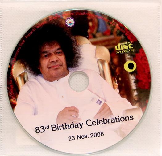 83RD BIRTHDAY CELEBRATIONS
