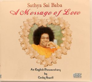 SATHYA SAIBABA A MESSAGE OF LOVE
