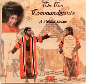 THE TEN-COMMANDMENTS