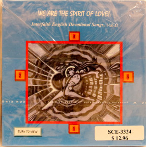 WE ARE THE SPIRIT OF LOVE (2-PACK)